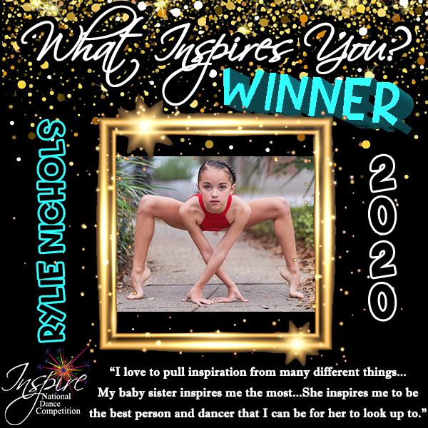 4th Winner: Rylie Nichols