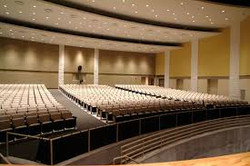 Dunn Center Auditorium