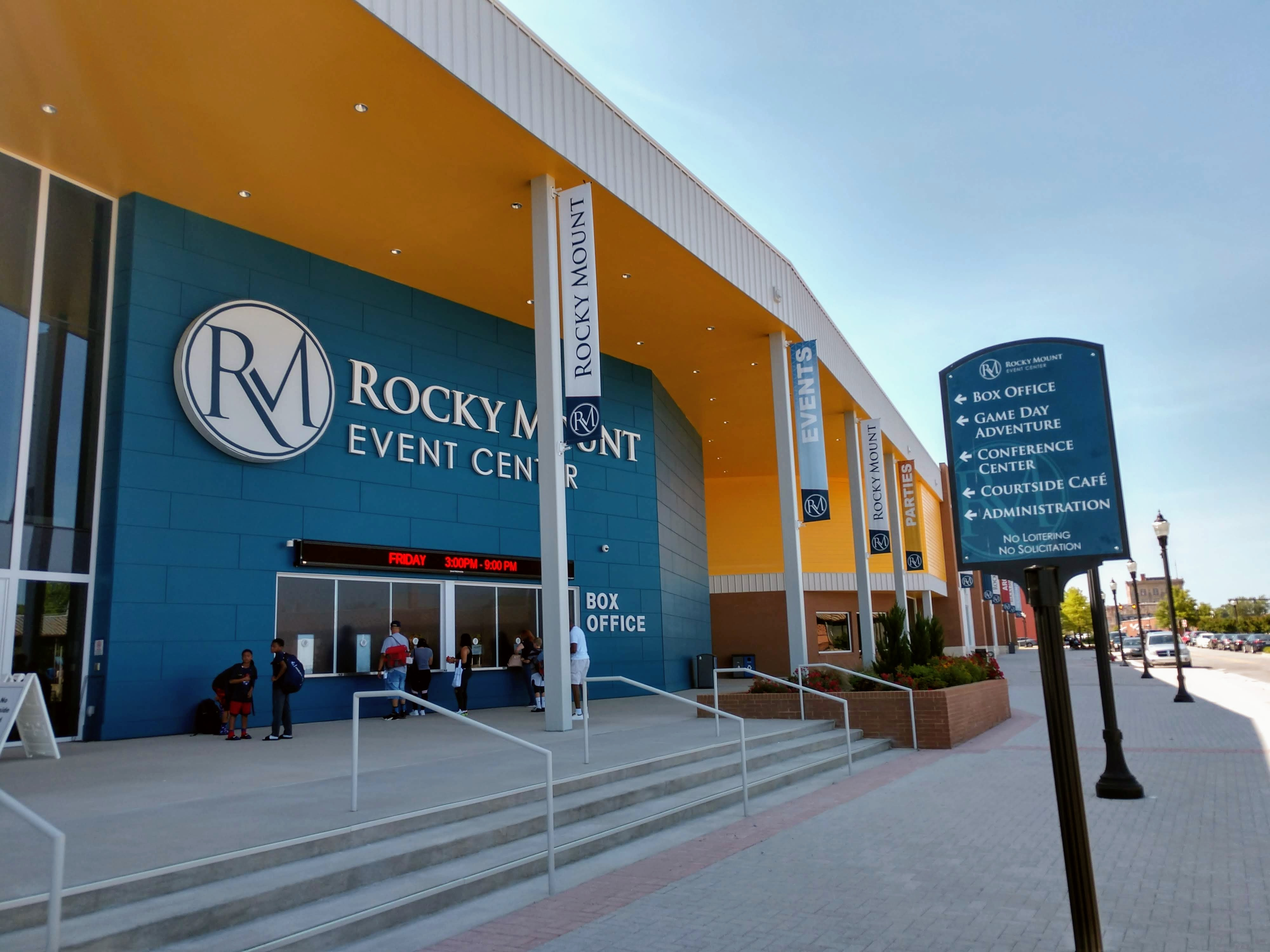 Rocky_Mount_Event_Center_Main_Entrance