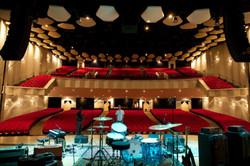 Savannah Civic Center Stage