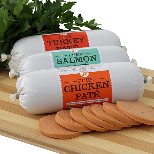 Pure Pate 4 pack