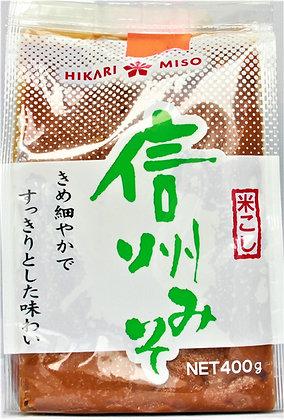 Hikari Miso - Fermentovaná korenistá pasta žltá