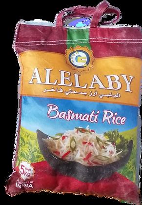 Alelaby- Basmati Ryža, 5kg