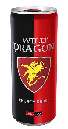 Wild Dragon - Energetický Nápoj