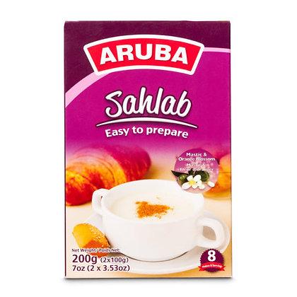 Aruba - Sahlab (Horúci nápoj s mliekom)