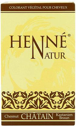 Henné Natur - Henna Gaštanová