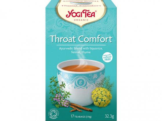 Yogi Tea - Úľava pre hrdlo