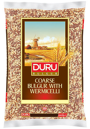 Duru - Hrubý Bulgur s Vermicelli