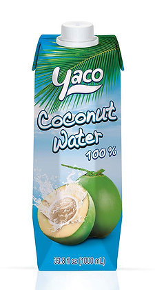 Yaco - 100% Kokosová Voda