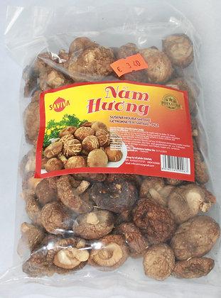 Saviva - Sušené kvetinové huby shiitake