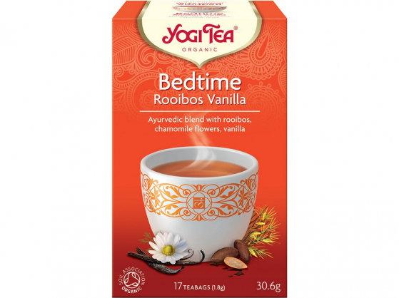 Yogi Tea - Čas na spánok, Rooibos a Vanilka