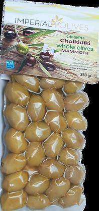 Imperial Olives - Zelené Olivy