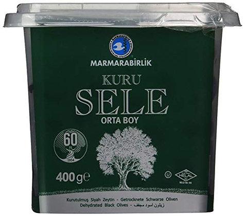 Marmarabirlik - Čierne Olivy, 400g