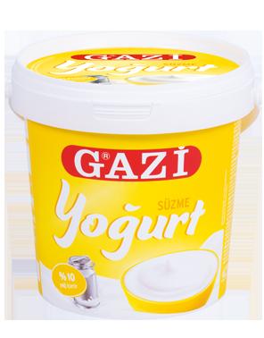Gazi - Polotuhý Krémový Jogurt