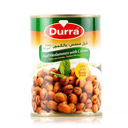 Durra - Foul Medammes s Rascou (fava fazuľa)