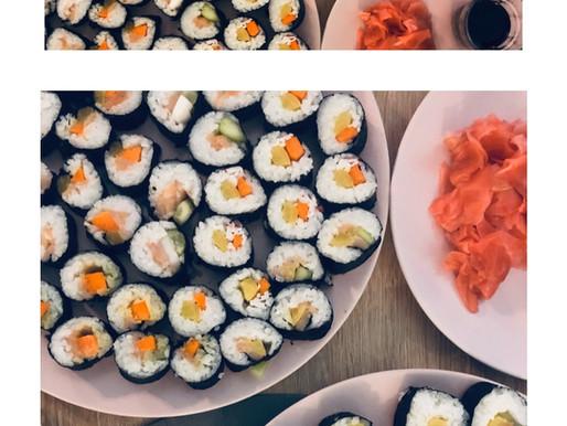 Sushi - dokonalé a jednoduché