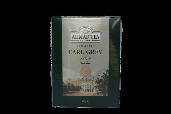 Ahmad Tea- Čierny Čaj Earl Grey sypaný