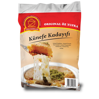 Yufka - Kadayif Nite na Kunafe