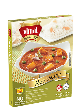 Vimal - Aloo Mutter