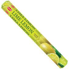 Hem - Vonné tyčinky, Limetka a citrón, 20ks