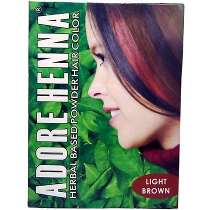 Adore Henna - Svetlo Hnedá