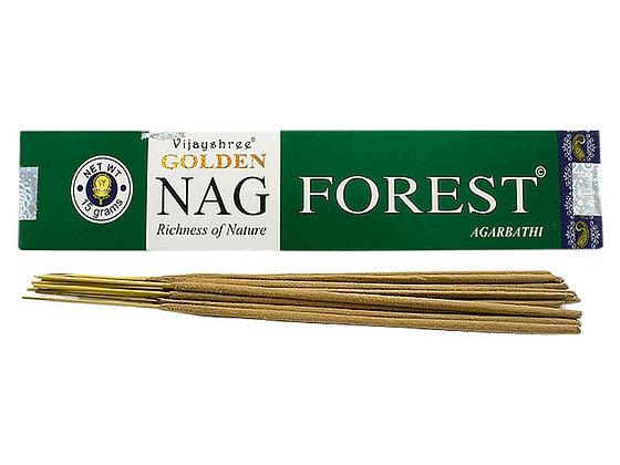 Golden Nag - Vonná Tyčinka Lesná vôňa