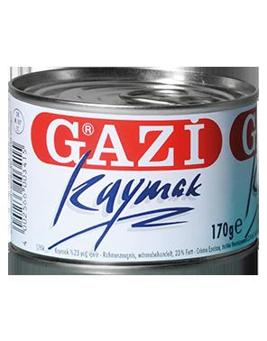 Gazi - Kaymak