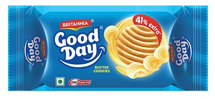 Britannia - Maslové Keksíky