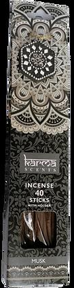 Karma - Vonná Tyčinka Pižmo s držiakom