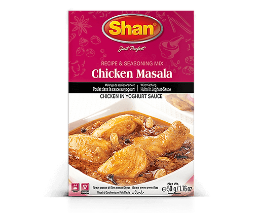 Shan Chicken Masala - Masala na Kura 50g