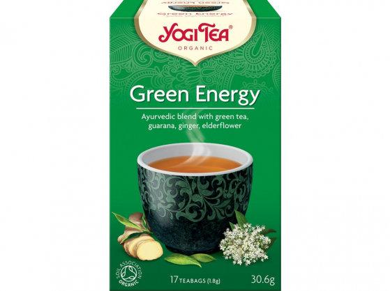 Yogi Tea - Zelená Energia