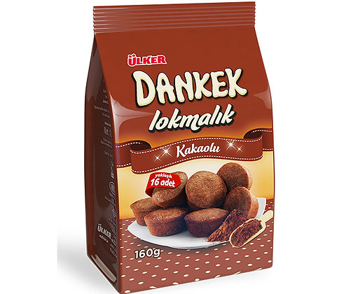 Ülker - Dankek Kakové Mafinky s náplnou