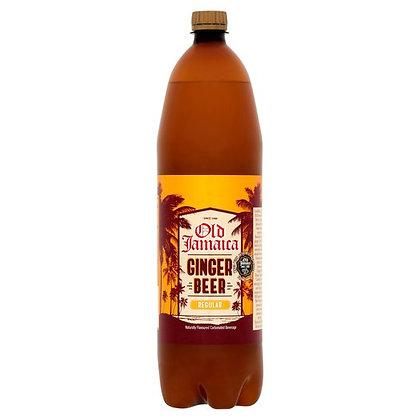 Old Jamaica - Zázvorové Pivo, 1,5L