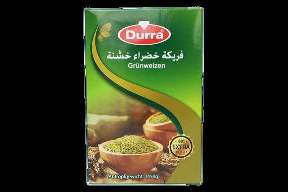 Durra - Freekeh (Jačmenná tráva)