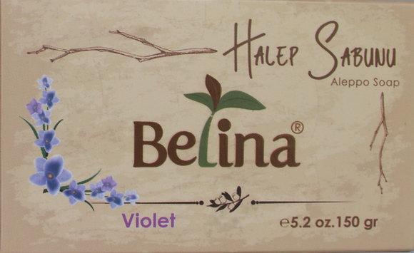 Belina - Aleppo Mydlo - Fialka
