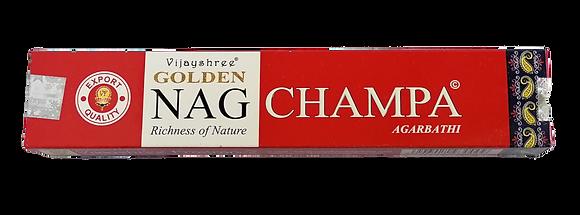Golden Nag - Vonná Tyčinka Champa vôňa