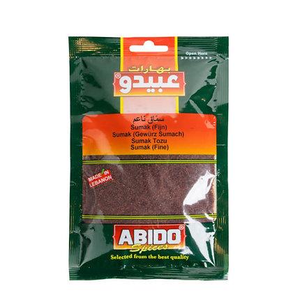 Abido Spices - Sumach jemný