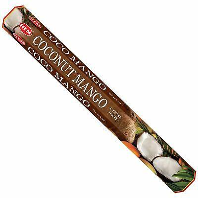 Hem- Vonné tyčinky, Coconut Mango, 20ks