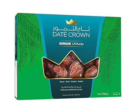 Date Crown - Bumaan Ďatle