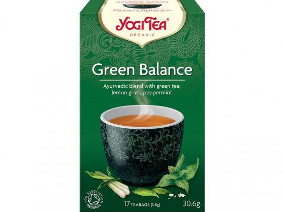 Yogi Tea - Zelená Harmónia