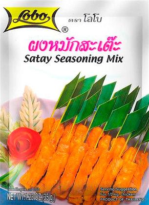 Lobo- Satay korenistý mix - marináda