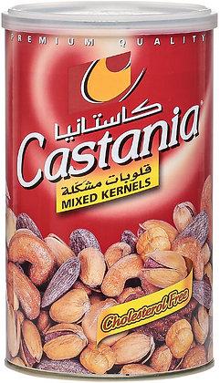 Castania - Mix Jadierok + Obalené Oriešky