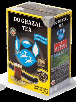 Do Ghazal-Čierny čaj Earl Grey, sypaný