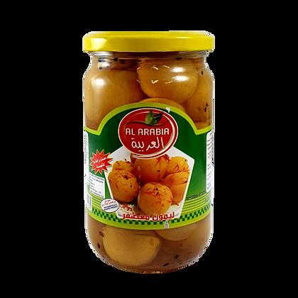 Al Arabia - Nakladané Citróny