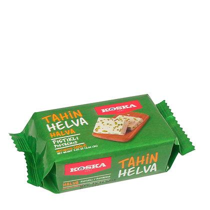 Koska - Tahini Halva s Pistáciami