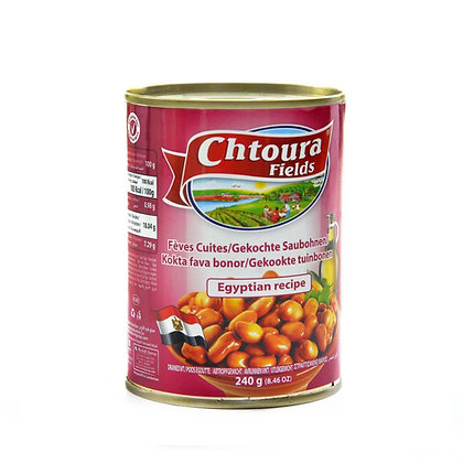 Chtoura Fields - Foul Medammes Egyptský recept (fava fazuľa)