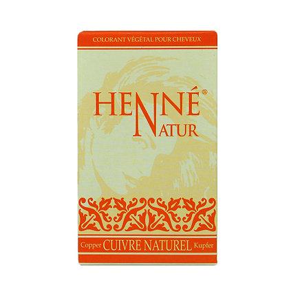 Henné Natur - Henna Naturálna (meď)