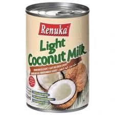 Renuka - Kokosové Mlieko so Zníženým Množstvom Tuku