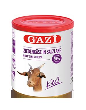 Gazi - Syr z Kozieho Mlieka 750g