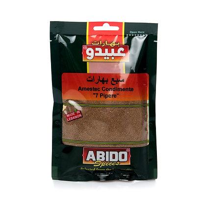 Abido Spices - Sedem Korení Mix